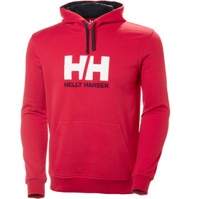 Helly Hansen Logo Midlayer Men red